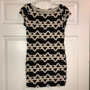 Forever 21 - Short Abstract Dress - Medium
